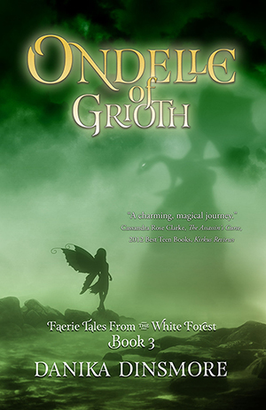 Ondelle of Grioth cover